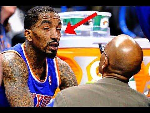"NBA ""High"" Moments"