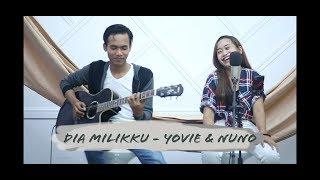 Download lagu YovieNuno Dia Milikku Cover live by DiahayuamaliaRiziki bbi MP3