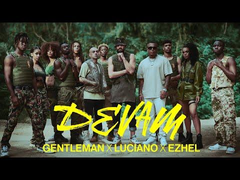 Gentleman x Luciano x Ezhel – DEVAM