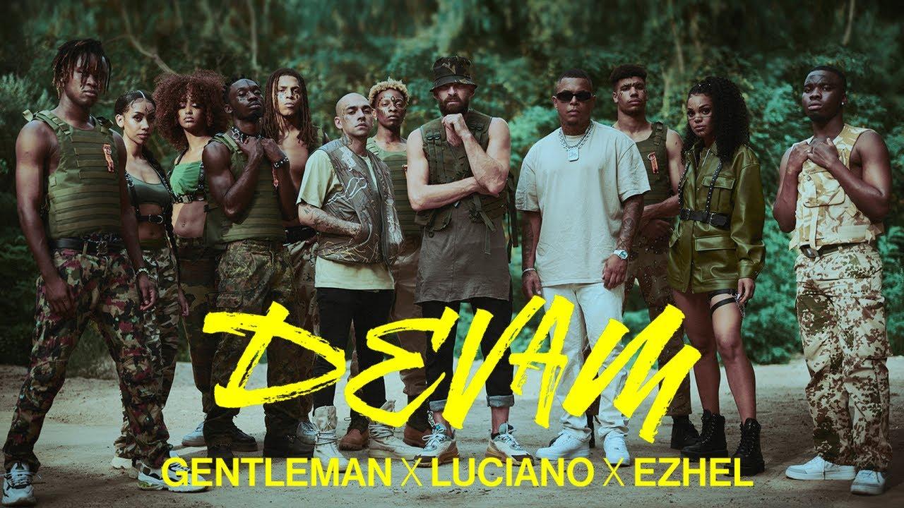 Gentleman x Luciano x Ezhel - DEVAM (Official Video)