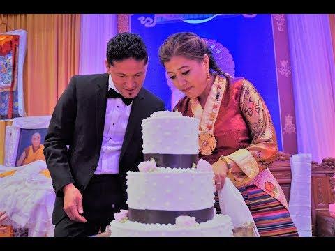 Beautiful Tibetan Wedding in Toronto - Tsewang and Tsering