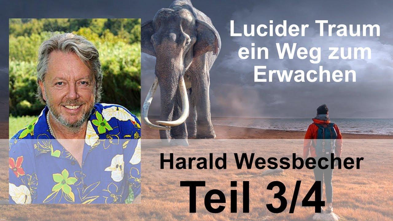 """""""Lucider Traum 3/4 - ein Weg zum Erwachen"""" von Harald Wessbecher Teil 3"""