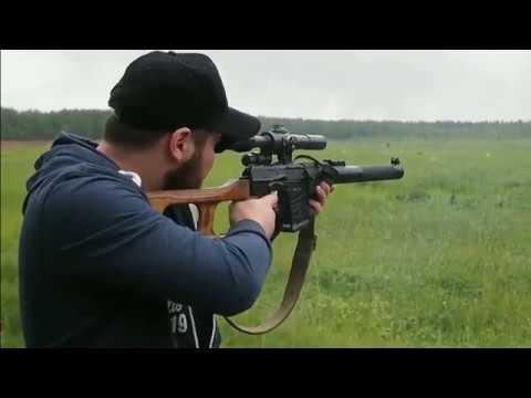 "VSS ""Vintorez"" cal 9x39mm (Rusia)"