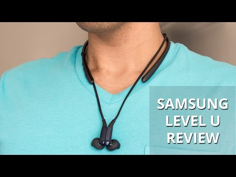 Samsung Level U Review Youtube