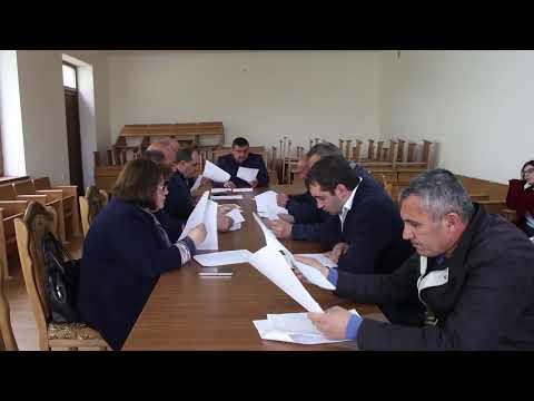 Տաշիր համայնքի ավագանու արտագնա նիստ 15.04.2019