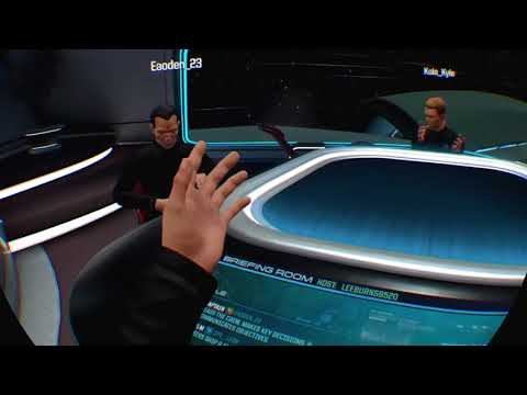 Star Trek™: Bridge Crew...When a German gets angry