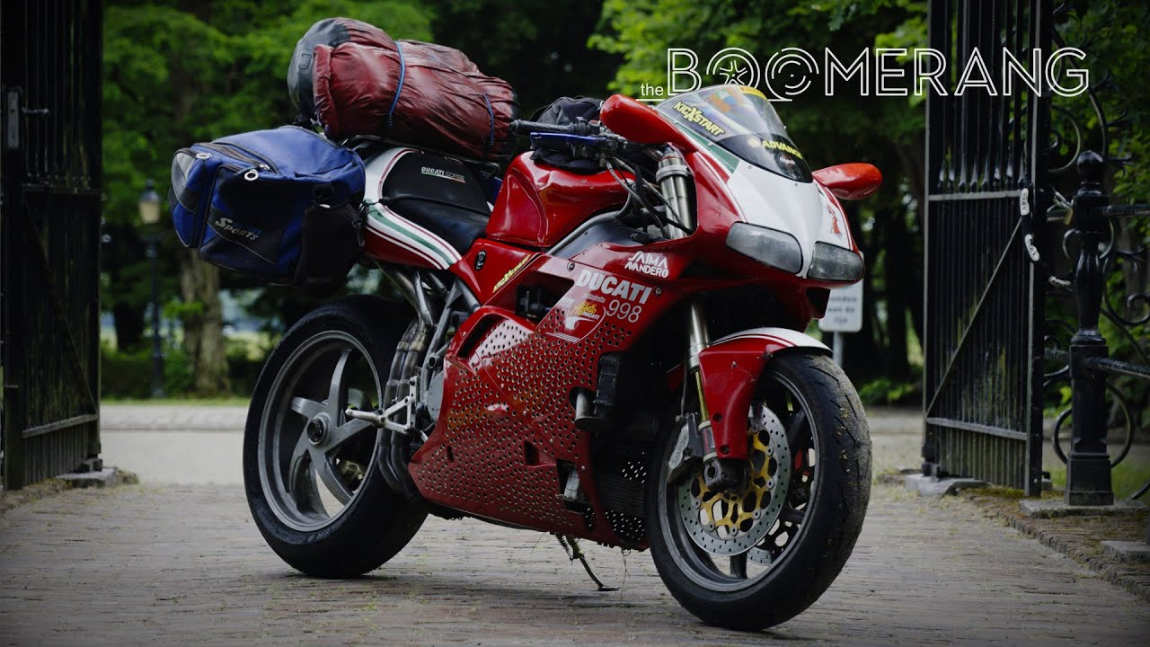 2002 Ducati 998: The Boomerang