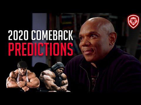Flex Wheeler 2020 Mr Olympia Predictions