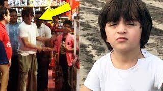 Shahrukh Khan Went Toy Shopping For AbRam At High Street Phoenix Mall Mumbai