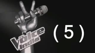 voice india top 5 performance