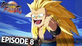 DRAGON BALL FIGHTER Z | Episode 8 : Deux Super Saiyens [ HISTOIRE ] FR ( PS4 Pro )