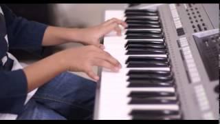 Instrument Piano lagu Bunda - by Moreno