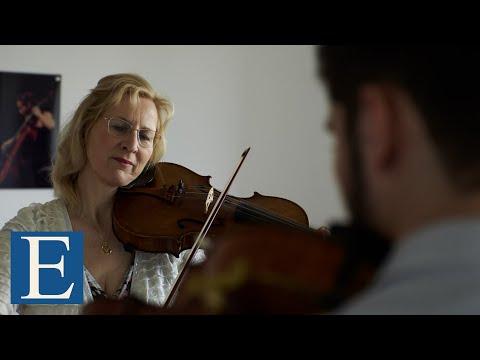 Diemut Poppen Masterclass - Viola - Technique