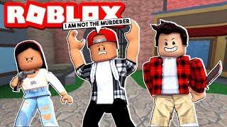 IL MIO GIRLFRIEND THOUGHT I MURDERER!- ROBLOX MURDER MYSTERY 2!
