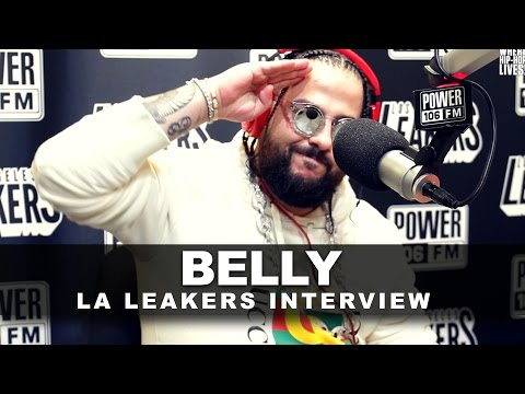 Belly Talks Advice From The Weeknd & Struggles With His Project Inzombia