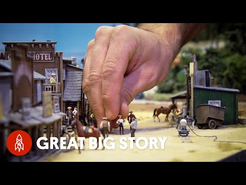 Choose Your Own Adventure | The World's Largest Model Railway