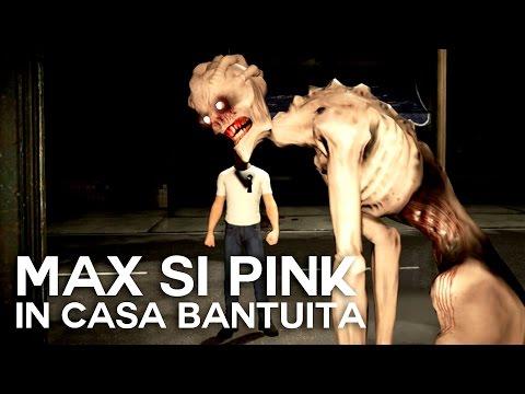 In casa bantuita! Max si Pink