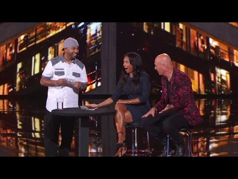 Americas Got Talent S09E16 Quarterfinal Round 4 Smoothini Bar Magician