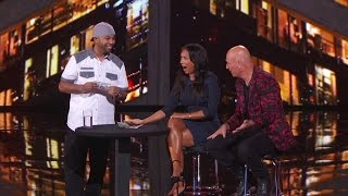 America's Got Talent S09E16 Quarterfinal Round 4 Smoothini Bar Magician