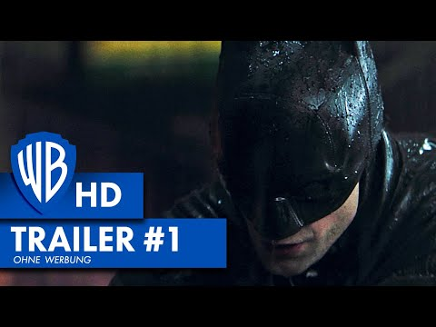 THE BATMAN - DC FANDOME - Teaser Trailer #1 Deutsch HD German (2021)