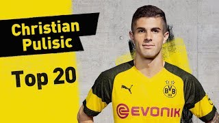Glory Moments! | Christian Pulisic