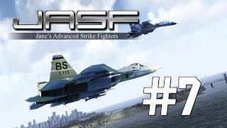 J.A.S.F. Jane's Advanced Strike Fighters: Mission 7 - Deep Recon
