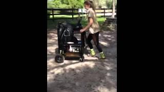 Rolling Tack Cart Video