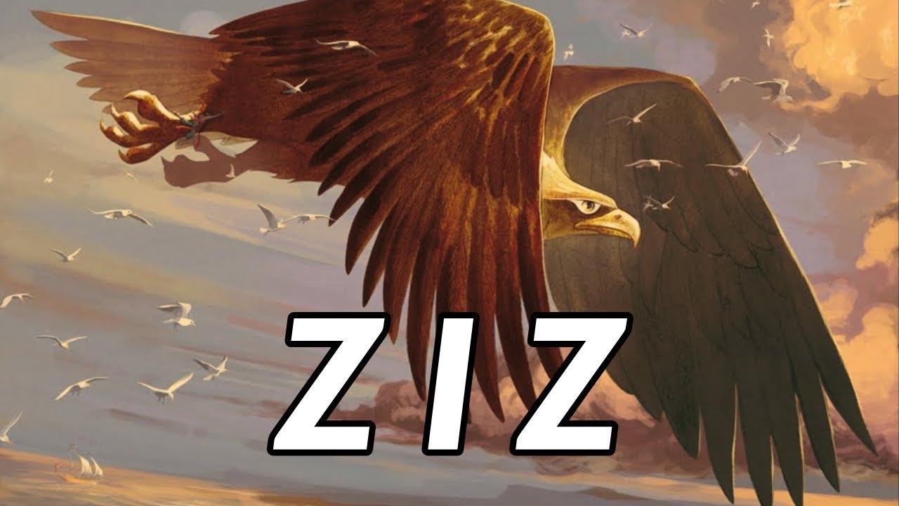 MF #36: Ziz, The King ...