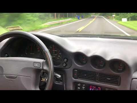 1992 Dodge Stealth Running HD
