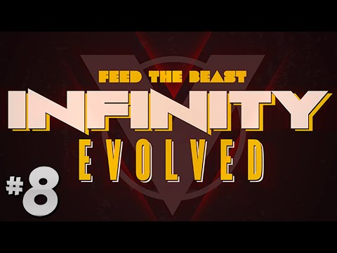 FTB Infinity Evolved - Ep.8 - Renewable Power!
