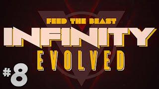 FTB Infinity Evolved - Ep.8 - Renewable Power!