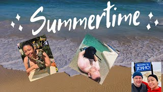 SUMMERTIME | HOW TO LET YOUR DOG SWIM AND WORKOUT | CURLY COATED RETRIEVER | MARIAVELOUS JOURNEY
