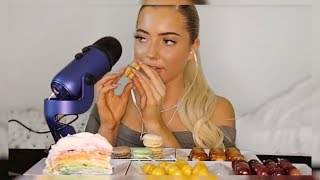 I Tried The Most Popular ASMR Foods AGAIN
