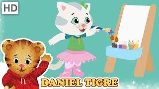Daniel Tigre em Português 🎵 Temporada 1 Cantar Junto! | Vídeos para Crianças