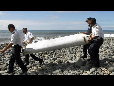 Debris of missing MH370 recovered in Mauritius