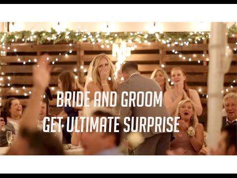 Wedding Song Surprise - First Dance