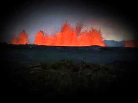 Second Largest Volcano in Iceland /  Orange Alert!