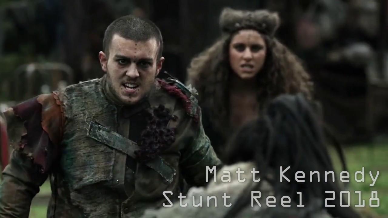 Matt Kennedy - 2018 Stunt Reel