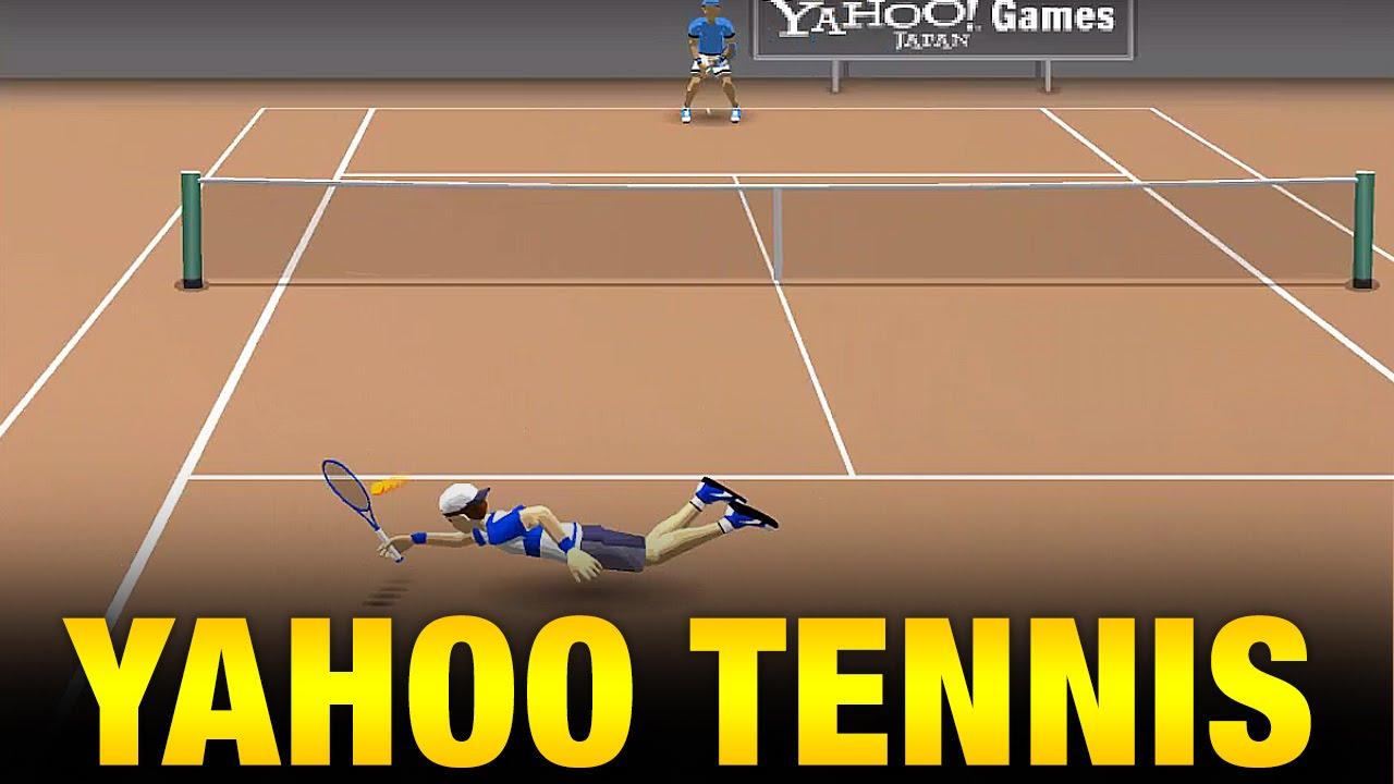 Yahoo Tennis - YouTube