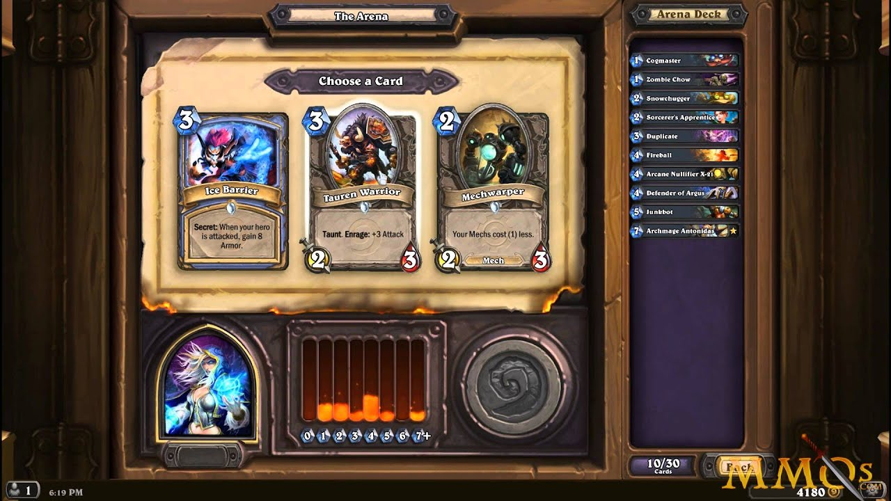 Hearthstone Game Review