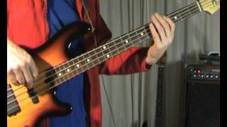 Soulsister - The Way To Your Heart - Bass Cover