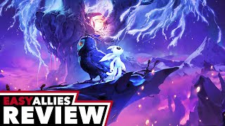 Ori and the Will of the Wisps - Easy Allies Review (Video Game Video Review)
