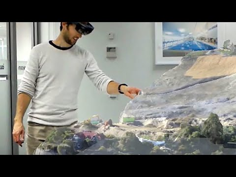 Drones for safer construction: Aurecon's innovative rock-mapping technology