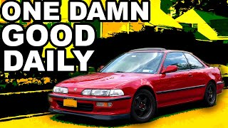 Driving a 93 Acura Integra as a Daily