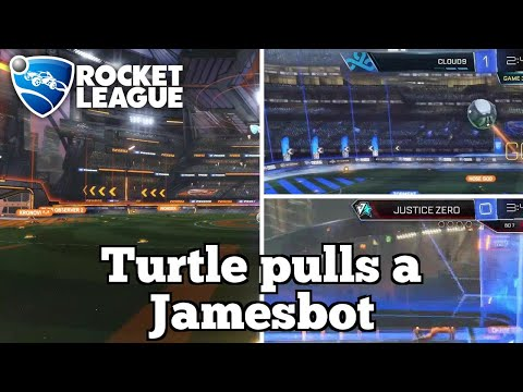 Daily Rocket League Moments: Turtle pulls a Jamesbot thumbnail