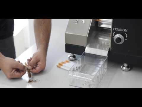 Tobatech 4000 Mini Filtre Dolum Makinesi Standart Dolum Videosu E-mail: Info@imagotomasyon.com.tr