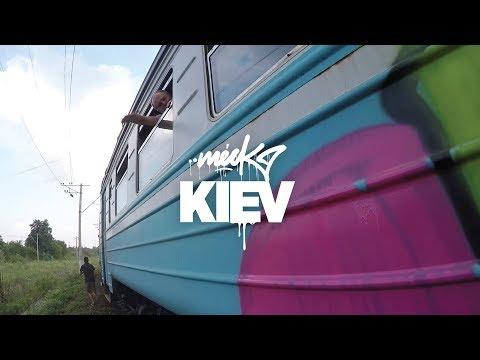 MECK - Train Graffiti Kiev