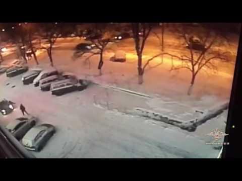 Убийство спортсмена в Москве