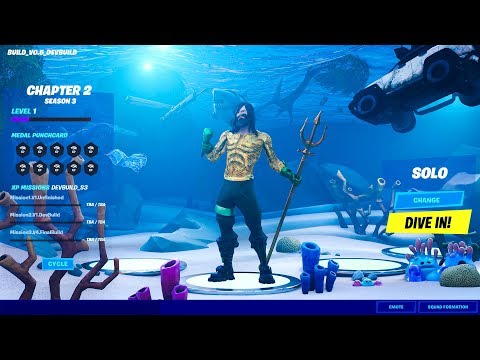 Welcome To Fortnite Season 3