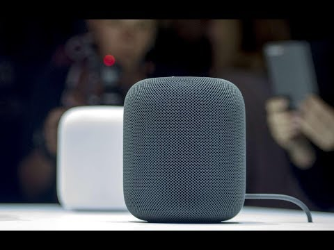 Apple, nuovo speaker